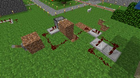 Repeating Circuit Suggestions Minecraft Java Edition
