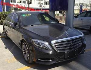Mercedes S400 : only in china the mercedes maybach s400 4matic a mercedes benz fan blog ~ Gottalentnigeria.com Avis de Voitures