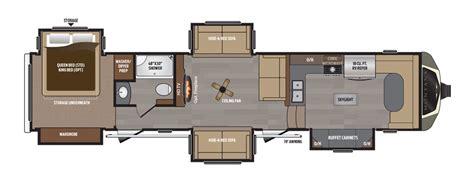 keystone montana floor plans rv steals deals south