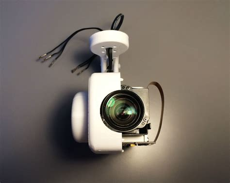 Fpv Gimbal For Zoom Camera