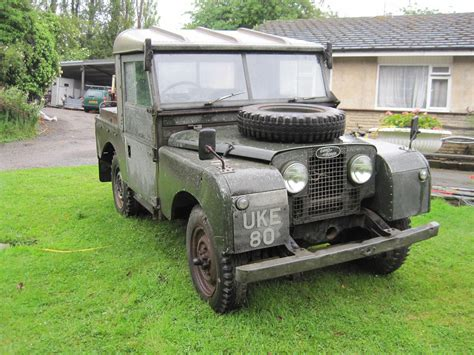 custom land rover winston churchill s custom land rover goes under the