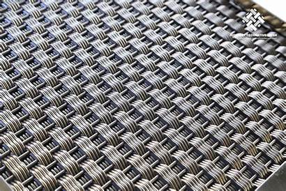 Mesh Stainless Steel Panels Wire Framed Metal