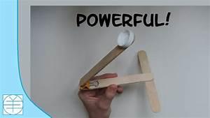 Popsicle Stick Catapult   Instructions   Full Hd