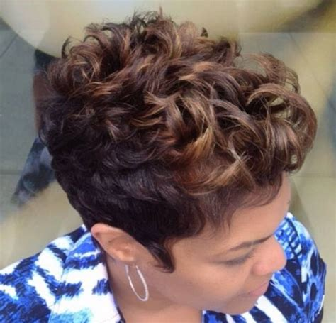 hairstyles  black women short hairstyles  black