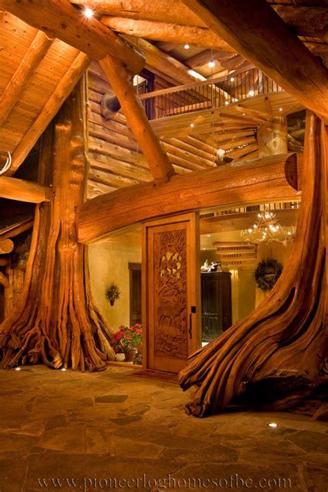 contact  log home  log cabin builders pioneer log