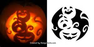 Skull Pumpkin Carving Templates Free by 10 Free Scary Halloween Pumpkin Carving Patterns Stencils