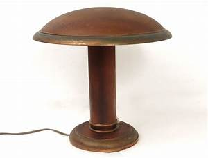 Lampe Art Deco : lampe de paquebot bateau cuivre art d co french lamp xx me si cle ~ Teatrodelosmanantiales.com Idées de Décoration