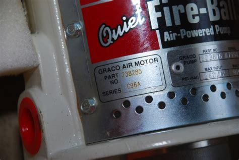 7640-0006.jpg of NEW Graco Quiet Fire Ball Air Powered ...