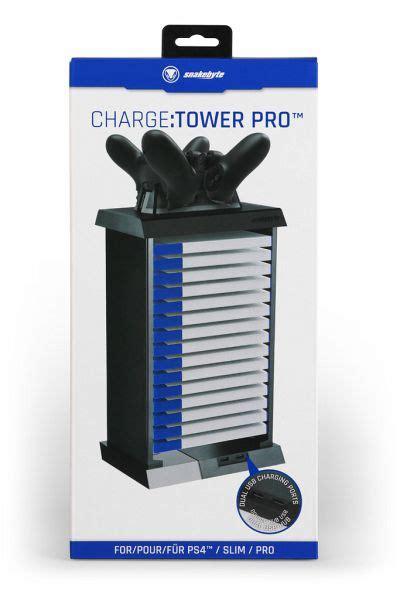 ps4 spiele regal snakebyte charge tower pro mini regal f 252 r ps4 spiele 180 s inkl portofrei bei