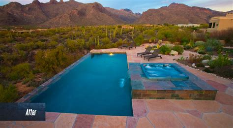 patio pools tucson patio pools tucson arizona custom pool builders