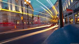 London Street Lights City Wallpaper Wallpapers - New HD ...