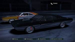 Need For Speed Carbon Dodge Charger R  T Fast  U0026 Furious 7