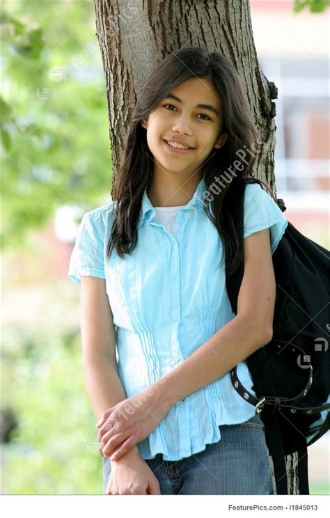 Picture Of Young Teen Girl