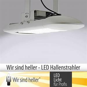 Wir Sind Heller : led hallenstrahler von wir sind heller firmenpresse ~ Markanthonyermac.com Haus und Dekorationen