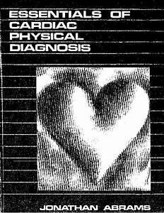 Essentials Of Cardiac Physical Diagnosis Pdf