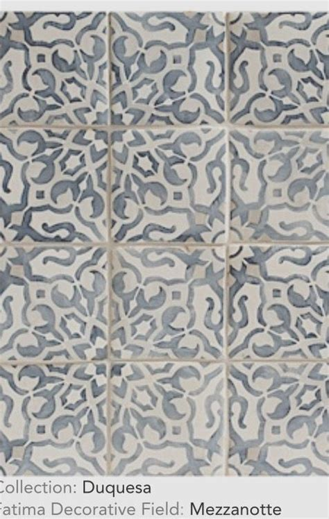 Love the washed, weathered, time worn look of these tiles