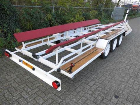Boottrailer Fiets by Tweedehands Boottrailers Onderdelen Bij Watersport Twello