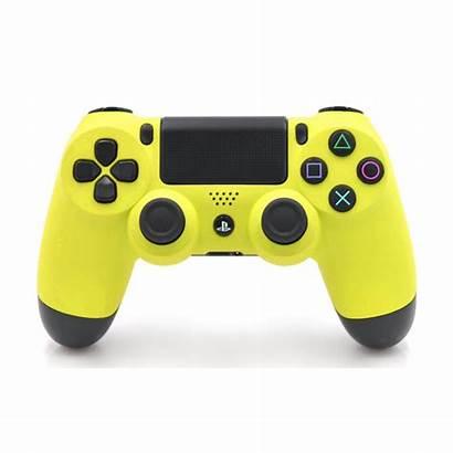 Controller Ps4 Neon Geel Dualshock Origineel Sony