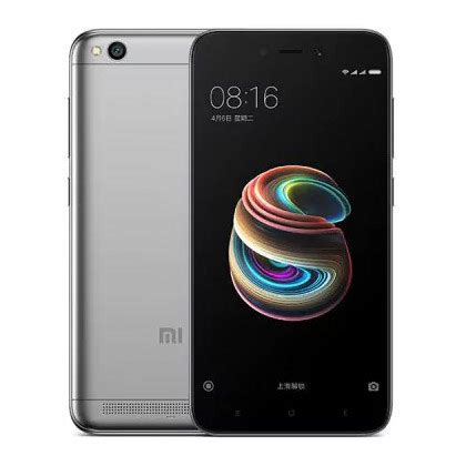 xiaomi redmi 5a data specification profile page gizmochina