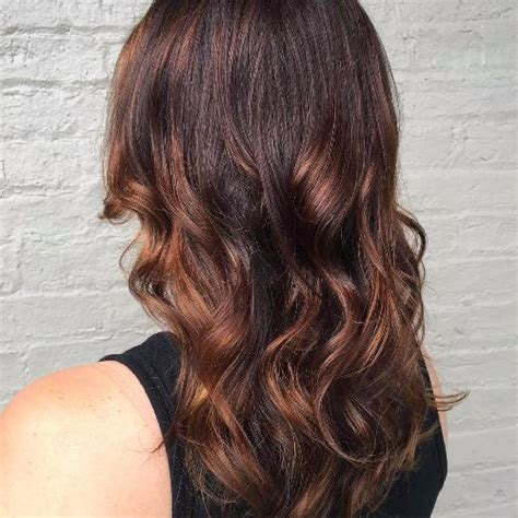 balayage highlight ideas   hair color hair