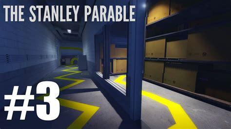 stanley parable part   endings
