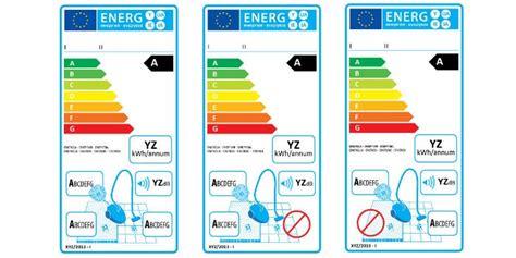 etiquette energie lave vaisselle aspirateurs la diff 233 rence entre l 233 tiquette 233 nergie et nos r 233 sultats