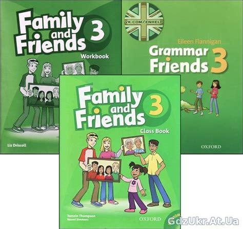 skachat family  friends  grammar book