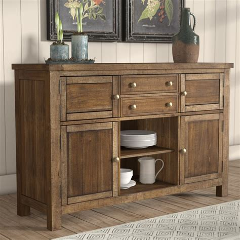 Dining Room Sideboard by Laurel Foundry Modern Farmhouse Dining Room Buffet