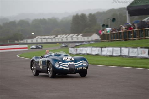 Jaguar C-Type - Chassis: XKC 042 - 2017 Goodwood Revival
