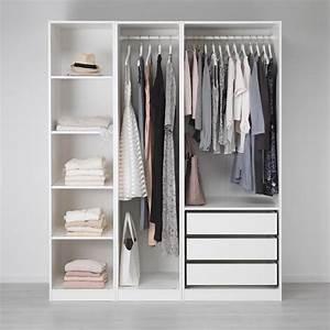 Kleiderschrank Ikea Kind : pax kleiderschrank wei 175 cm ordnung 10 jahre garantie ikea sterreich ~ Watch28wear.com Haus und Dekorationen