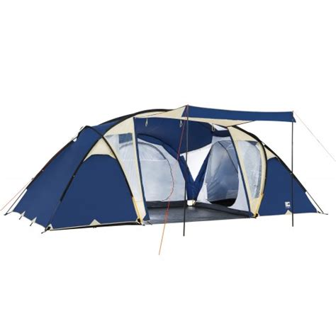tente familiale 2 chambres jamet michigan 6 family dome tent from jamet for 250 00