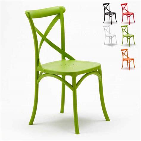 chaise cuisine design chaise en polypropyl 232 ne de cuisine restaurant vintage