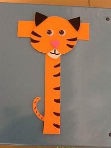 letter t crafts preschool and kindergartenpreschool