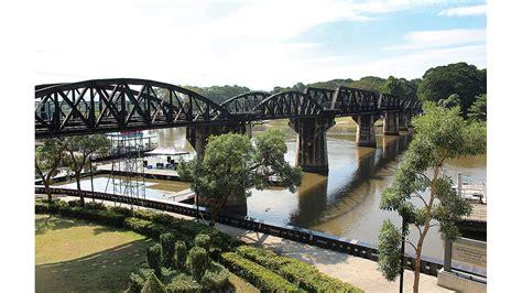 กาญจน์ชวนรำลึกสงครามโลกครั้งที่ 2 - สะพานข้ามแม่น้ำแคว ...