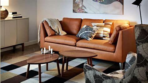 canap駸 cuir ikea canape cuir ikea kivik canapé idées de décoration de maison jwnpzryd49