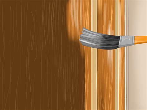 paint  ordinary garage door     wood