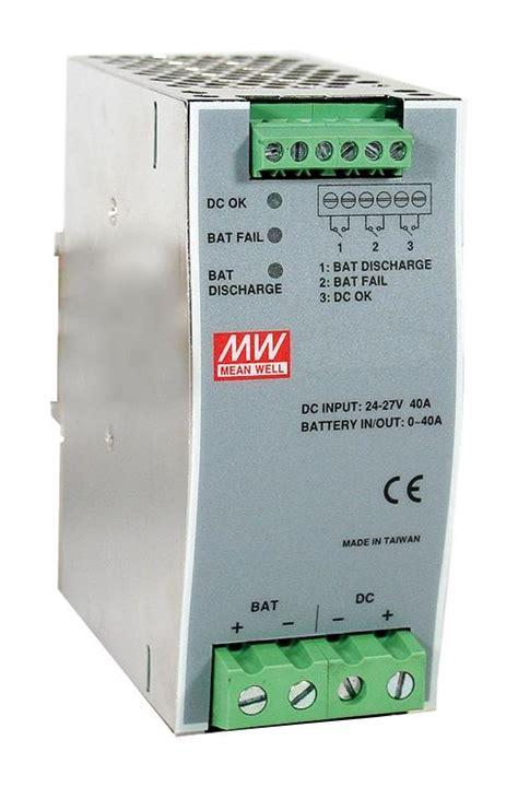 DR-UPS40 Mean Well, Sistema de Alimentación Ininterr (UPS ...
