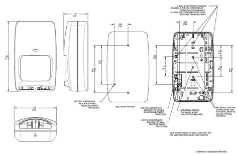 honeywell pir sensor wiring diagram wiring diagram