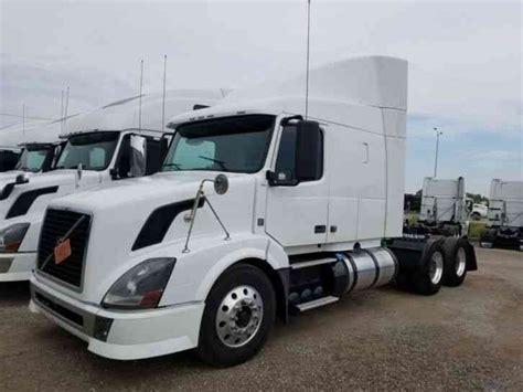 2012 volvo big rig volvo vnl64t630 2012 sleeper semi trucks