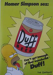 Simpsons posters
