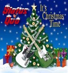 small live status on christmas it s time status quo song