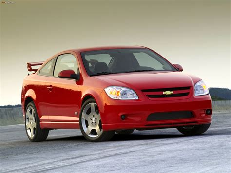 Images Of Chevrolet Cobalt Ss Supercharged Coupe 200507