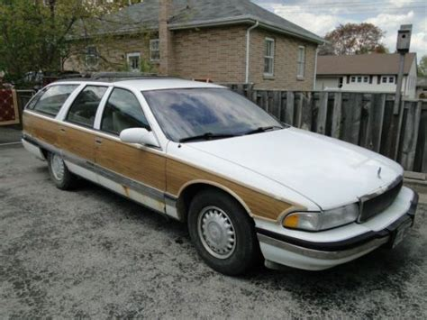 sell used station wagon strong running lti towing package winter rims tires no reserve in barrie
