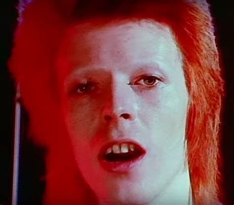 david bowies  hair  makeup  popsugar beauty