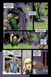Green Arrow Black Canary Wedding Special 1 Pictures to Pin ...