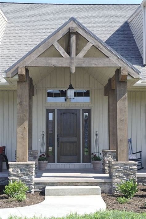 gable front porch 5 most popular gable roof types and 26 ideas digsdigs