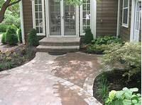 Patio Designs Breathtaking Walkway & Patio Designs - Rosehill Gardens ...