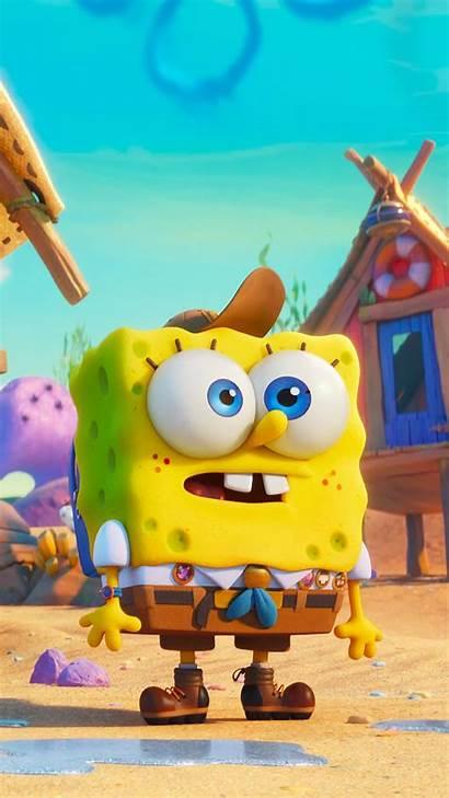 Spongebob Sponge Run Wallpapers 4k Kid Backgrounds