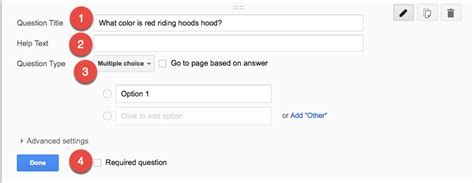 how to create a google form quiz google forms create a formative assessment quiz teacher