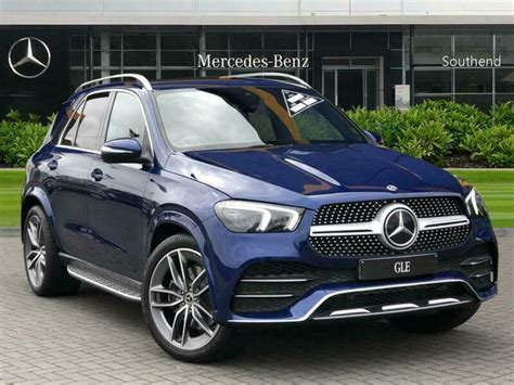 One of the breathtaking vehicles presented at iaa 2019. 2020 Mercedes-Benz Gle GLE 400d 4Matic AMG Line Prem 5dr 9G-Tronic 7 St Diesel   in Leigh-on ...